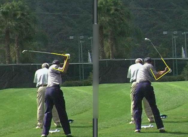 切り返し ゴルフ スイング 打ち急ぎを防止して振り遅れない切り返しの間を作る方法